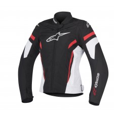 Alpinestars Stella T-gp Plus R V2 Jacket Black White Red