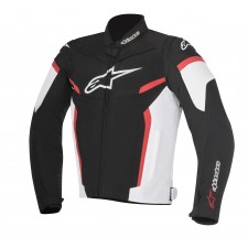 Alpinestars T-gp Plus R V2 Jacket Black White Red