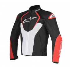 Alpinestars T-jaws V2 Air Jacket Black White Red