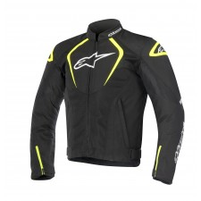 Alpinestars T-jaws V2 Air Jacket Black White Yellow Fluo