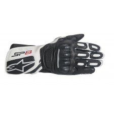 Alpinestars Stella Sp-8 V2 Gloves Black White