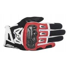 Alpinestars Smx-2 Air Carbon V2 Glove Black Red White
