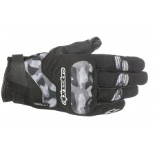 Alpinestars C-30 Drystar Gloves Black Camo