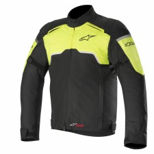 Alpinestars Hyper Drystar Jacket Black Yellow Fluo