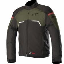Alpinestars Hyper Drystar Jacket Black Military Green