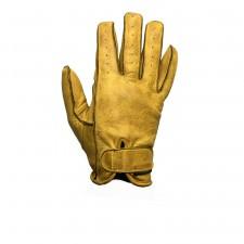 Helstons Hiro Ete Cuir Soft Gold-noir
