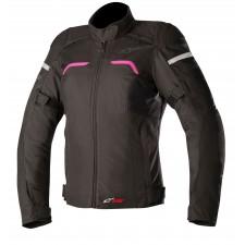 Alpinestars Stella Hyper Drystar Jacket Black Fuchsia