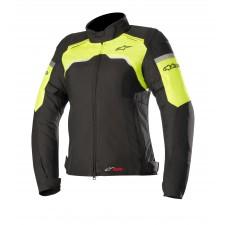 Alpinestars Stella Hyper Drystar Jacket Black Yellow Fluo