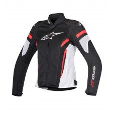 Alpinestars Stella T-gp Plus R V2 Air Jacket Black White Red