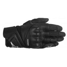 Alpinestars Stella Baika Leather Gloves Black
