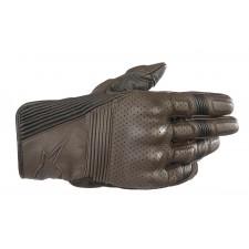 Alpinestars Mustang V2 Gloves Tobacco Brown Black