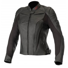 Alpinestars Stella Gp Plus R V2 Leather Jacket Black Black
