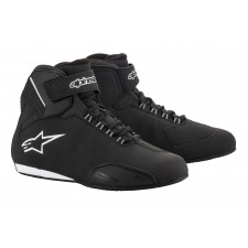 Alpinestars Stella Sektor Waterproof Shoes Black Silver