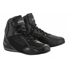 Alpinestars Stella Faster-3 Drystar Shoes Black Silver