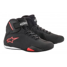 Alpinestars Sektor Shoe Black Red
